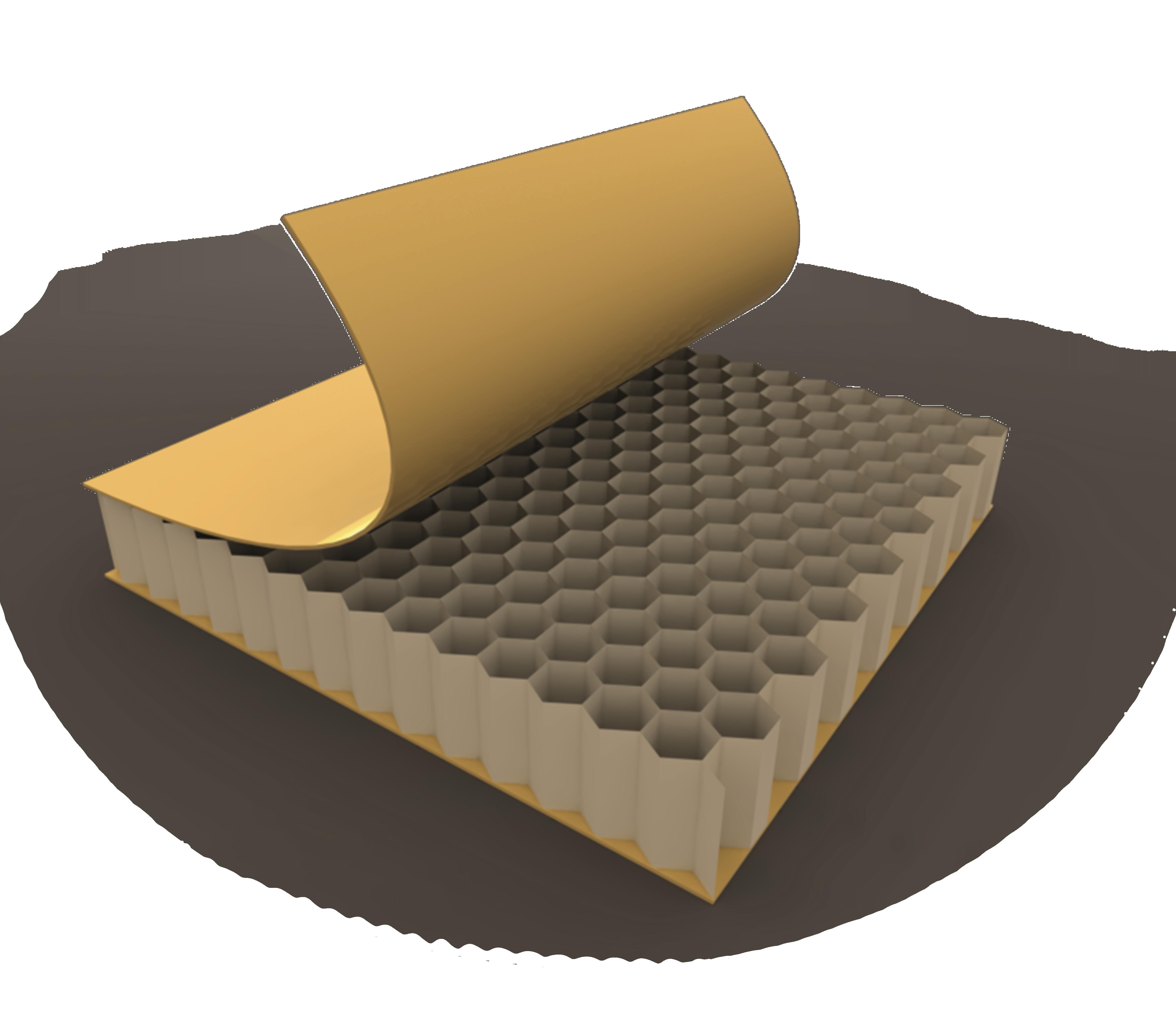 Embalajes  carton nido de abeja